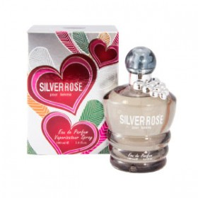 SILVER ROSE - So French Perfumes